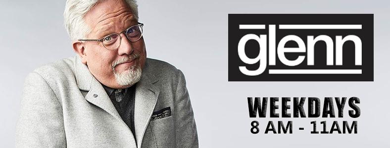 Glenn Beck: 8 am – 11 am